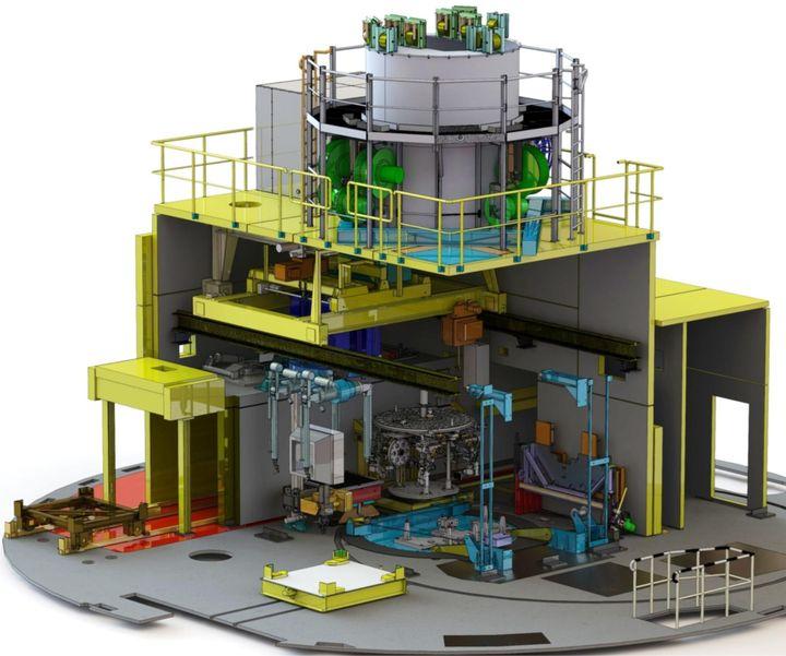 Natriumgek Hlte Kernreaktoranlage Kte Kerntechnische